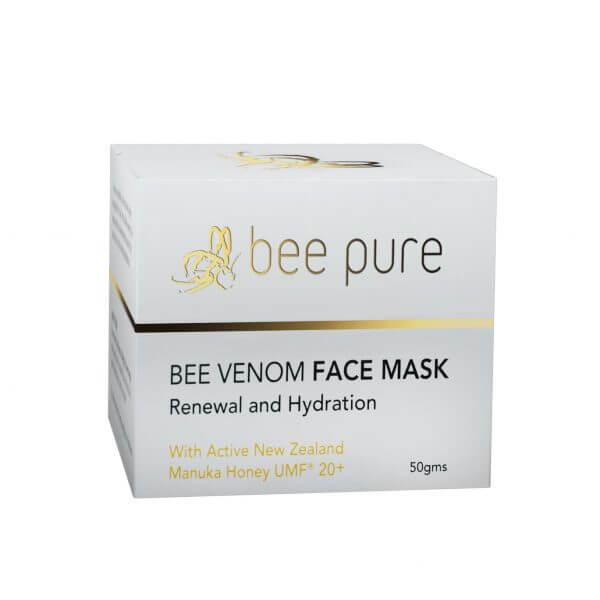 BeeYes - maseczka Bee Pure box