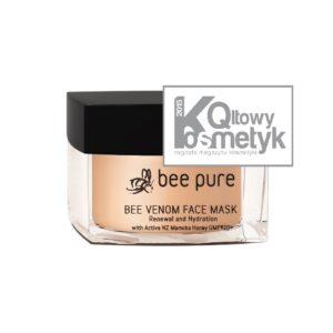Bee Pure maska Qltowy kosmetyk