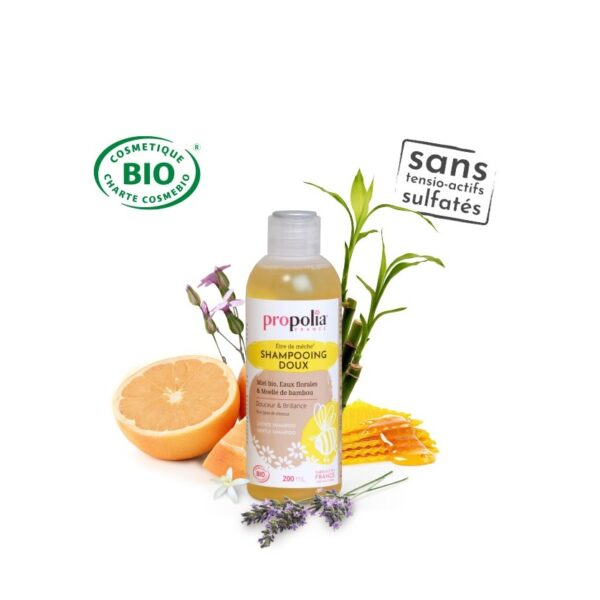 BeeYes Propolia szampon BIO
