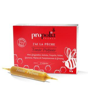 Tonik wzmacniający z pyłkiem pszczelim Propolia