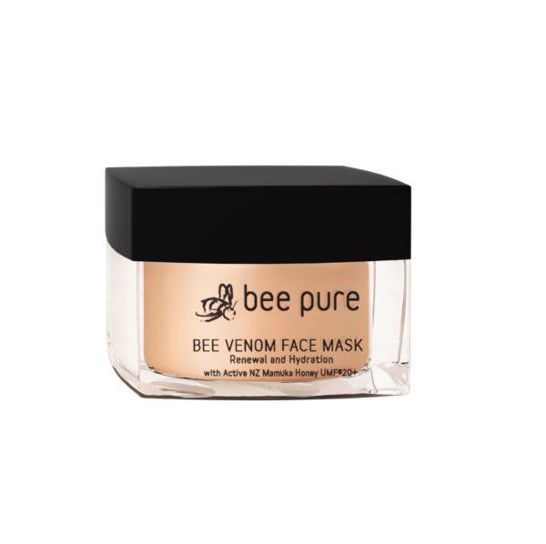 Maseczka Bee Pure z jadem pszczelim