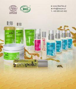 Kosmetyki Propolia do twarzy