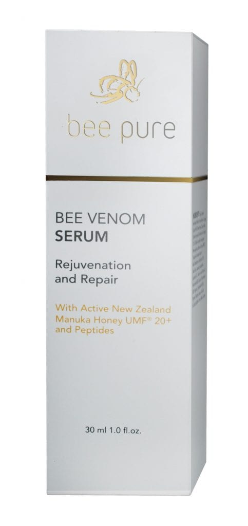 serum Bee Pure karton