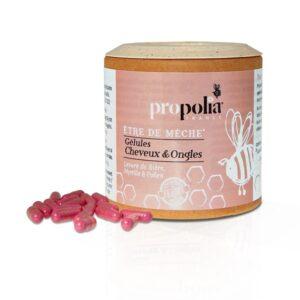 Kapsułki na włosy i paznokcie Propolia