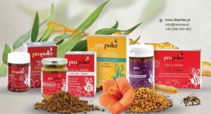 Suplementy diety Propolia
