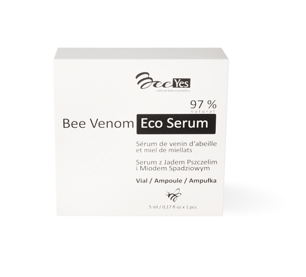 Naturalne serum z jadem pszczelim