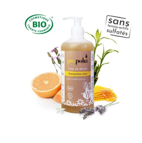 BeeYes Propolia szampon delikatny