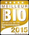 BeeYes logo BIO2015