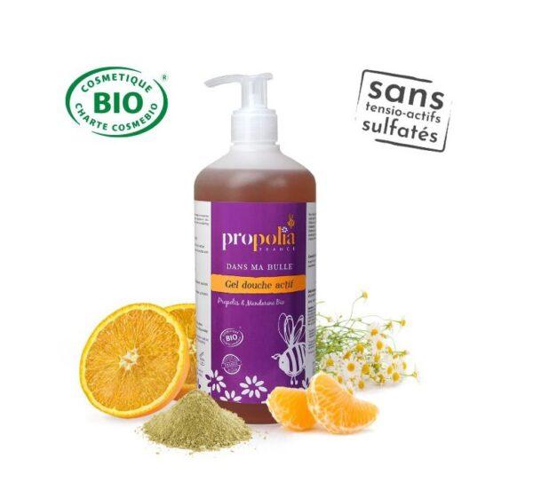 BeeYes Propolia żel propolisowy 500 ml