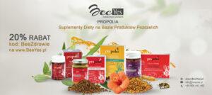 BeeYes suplementy diety