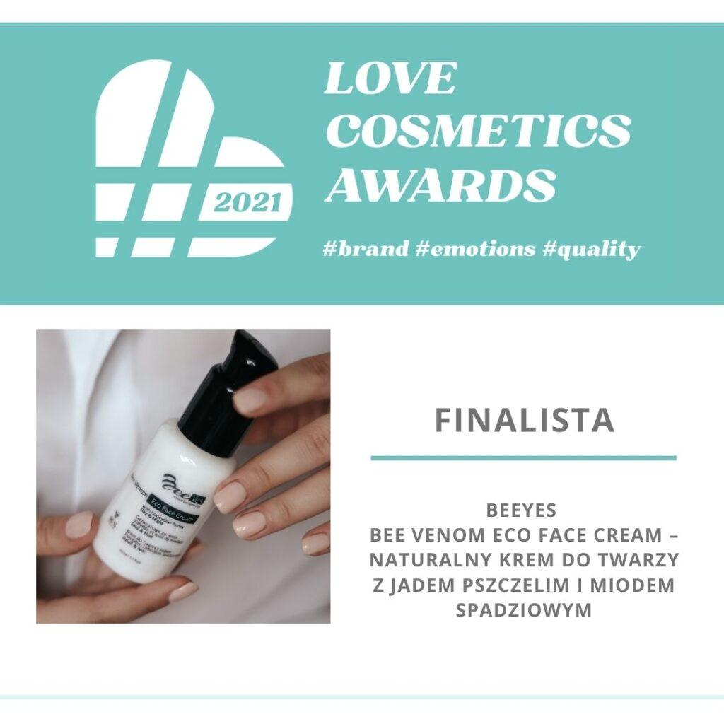 BeeYes Love Cosmetics Awards 2021